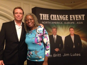JIM LUTES AND ME