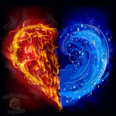 DonCharisma.org-Heart_in_water_and_fire
